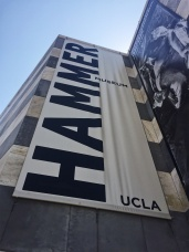 The Hammer Museum. Location: Westwood, California